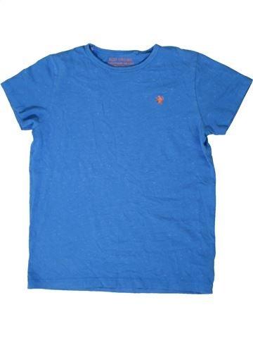 T-shirt manches courtes garçon NEXT bleu 10 ans été #1402681_1