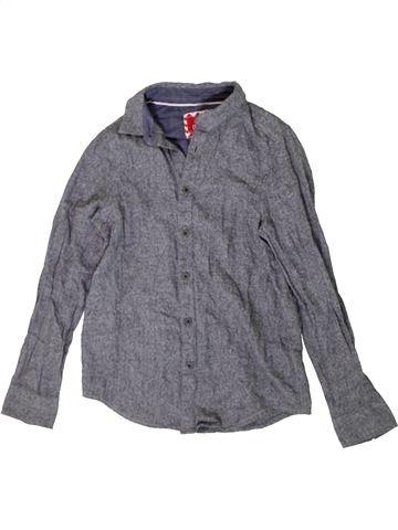 Chemise manches longues garçon PRIMARK gris 9 ans hiver #1402709_1