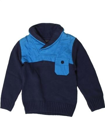 jersey niño BENCH azul 4 años invierno #1402744_1
