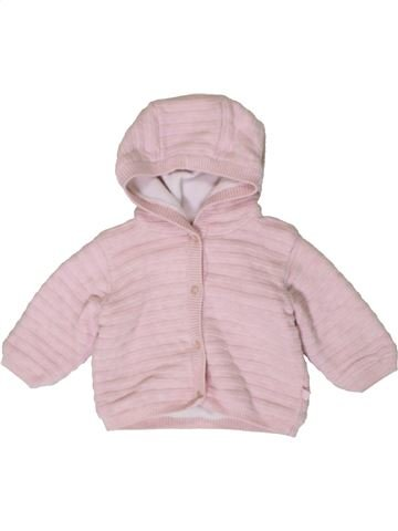 Gilet fille MOTHERCARE rose naissance hiver #1402809_1