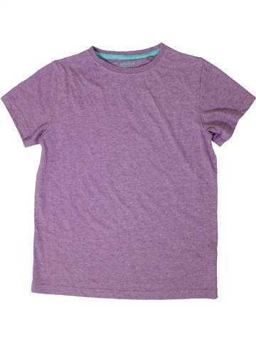 T-shirt manches courtes garçon NEXT violet 10 ans été #1402846_1