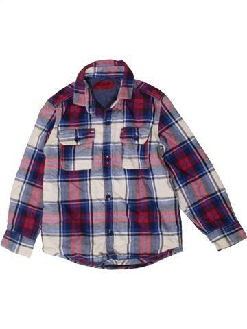 Camisa de manga larga niño NEXT violeta 4 años invierno #1402862_1