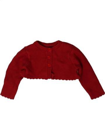 Chaleco niña MOTHERCARE rojo 3 meses invierno #1402894_1