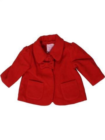 Veste fille PRIMARK rouge 3 mois hiver #1402909_1