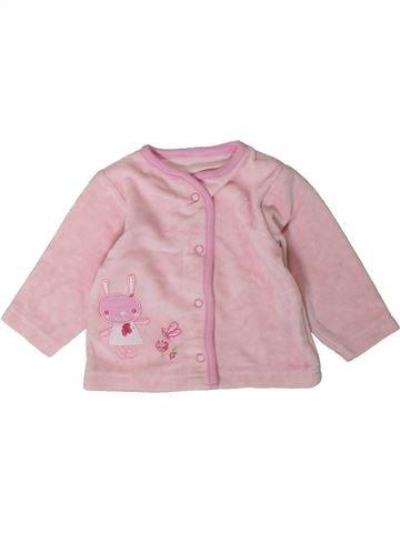 Chaleco niña DUNNES STORES rosa 3 meses invierno #1402961_1