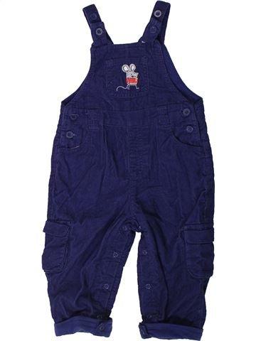 Mono niño JOHN LEWIS azul 12 meses invierno #1402986_1