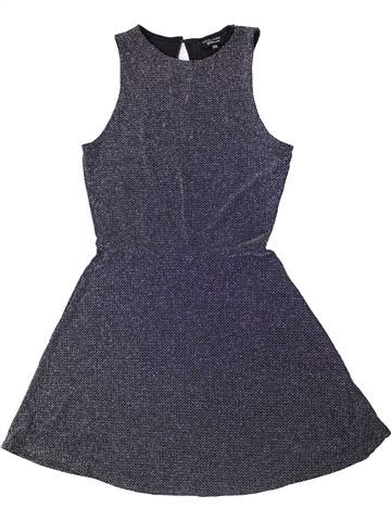 Robe fille NEW LOOK bleu 13 ans hiver #1403000_1