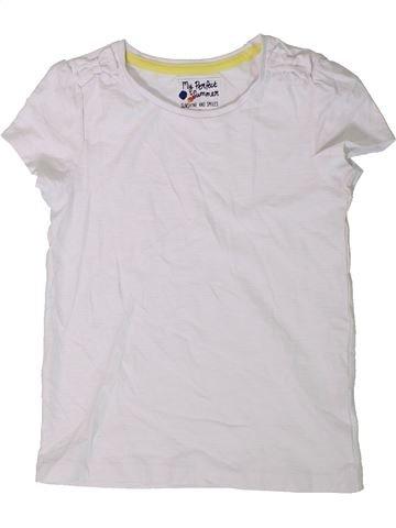 Camiseta de manga corta niña TU blanco 6 años verano #1403034_1