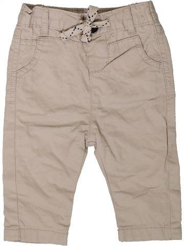 Pantalon garçon PRIMARK beige 6 mois été #1403107_1