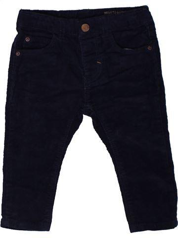 Pantalon garçon ZARA noir 12 mois hiver #1403369_1