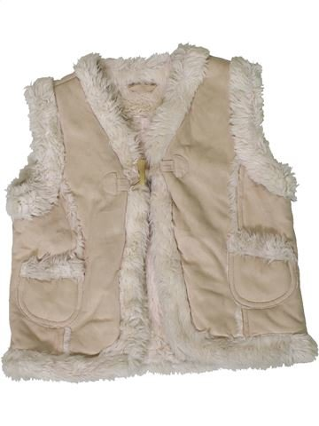 Gilet fille MOTHERCARE beige 6 ans hiver #1403501_1