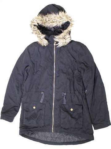 Manteau fille H&M bleu 14 ans hiver #1403508_1