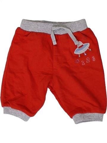 Pantalon garçon TU rouge 3 mois hiver #1403545_1