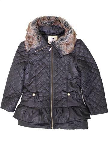 Manteau fille JULIENMCDONALD gris 10 ans hiver #1403547_1