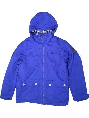 Manteau garçon NEXT bleu 12 ans hiver #1403550_1