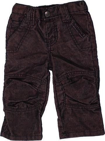 Pantalon garçon ADAMS marron 9 mois hiver #1403603_1