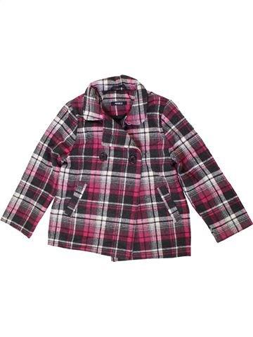 Manteau fille PEP&CO gris 6 ans hiver #1403638_1