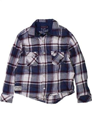 Camisa de manga larga niño SERGENT MAJOR azul 5 años invierno #1403711_1