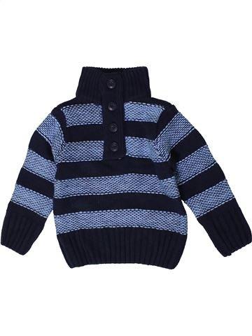 Pull garçon PRIMARK bleu 18 mois hiver #1403765_1