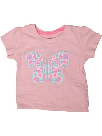 Camiseta de manga corta niña PRIMARK rosa 3 años verano #1403833_1