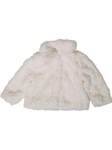 Veste fille PRIMARK blanc 9 mois hiver #1403877_1