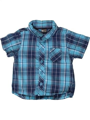 Camisa de manga corta niño TAPE À L'OEIL azul 6 meses verano #1404449_1