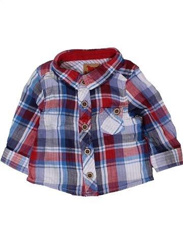Camisa de manga larga niño TAPE À L'OEIL violeta 3 meses invierno #1404515_1