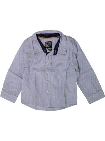Camisa de manga larga niño TAPE À L'OEIL azul 2 años invierno #1404639_1