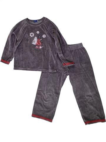 Pijama de 2 piezas niño SERGENT MAJOR violeta 6 años invierno #1404811_1