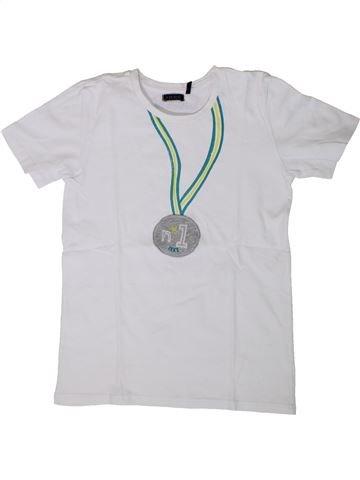 Camiseta de manga corta niño IKKS blanco 12 años verano #1404983_1