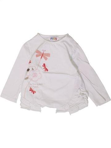 Camiseta de manga larga niña LA COMPAGNIE DES PETITS blanco 2 años invierno #1405237_1