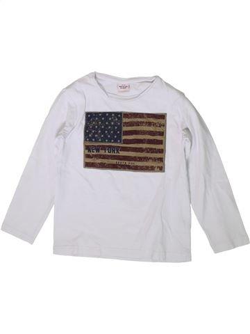 Camiseta de manga larga niño TAPE À L'OEIL gris 8 años invierno #1405804_1