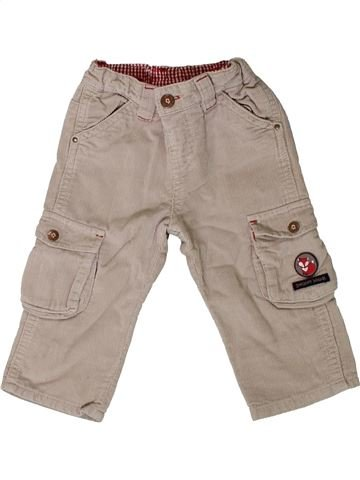Pantalon garçon SERGENT MAJOR gris 6 mois hiver #1405842_1