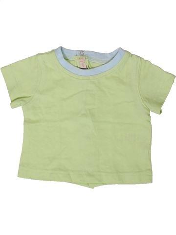 Camiseta de manga corta niño GEMO verde 1 mes verano #1405916_1