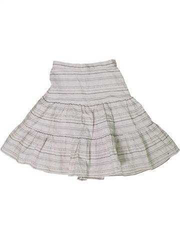 Falda niña CFK blanco 8 años verano #1407042_1