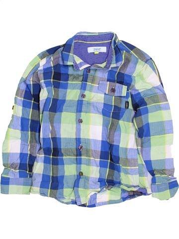 Chemise manches longues garçon TED BAKER bleu 8 ans hiver #1409322_1