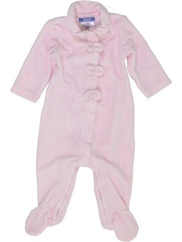 Pijama de 1 pieza niña JACADI blanco 3 meses invierno #1410649_1