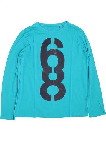 Camiseta de manga larga niño ESPRIT azul 14 años invierno #1410821_1