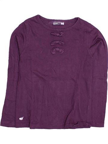 T-shirt manches longues fille SERGENT MAJOR violet 7 ans hiver #1411018_1