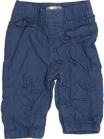 Pantalon garçon KIABI bleu 3 mois hiver #1411076_1