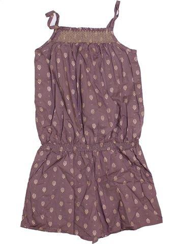 Combinación corta niña DPAM violeta 10 años verano #1411282_1