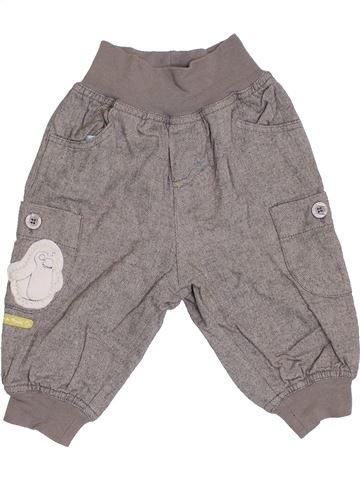 Pantalon garçon MARÈSE gris 6 mois hiver #1411338_1
