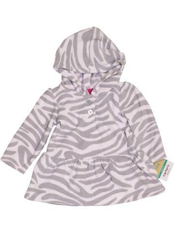 Túnica niña CARTER'S blanco 6 meses invierno #1411865_1