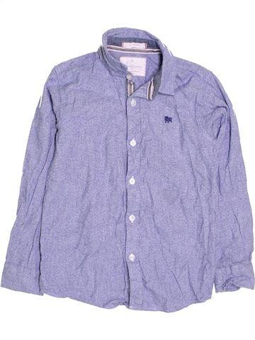 Camisa de manga larga niño JASPER CONRAN azul 9 años invierno #1412542_1