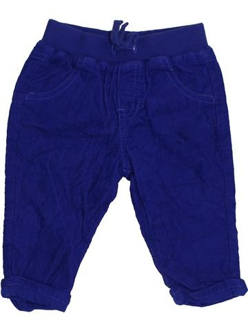 Pantalón niño JOHN LEWIS azul 6 meses invierno #1413125_1