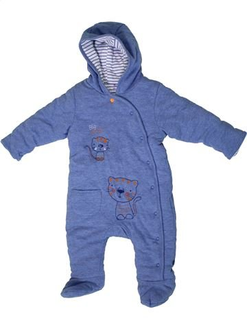 Combi-Pilote garçon BHS bleu 6 mois hiver #1413541_1