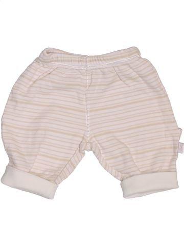 Pantalon garçon BAMBINI blanc naissance hiver #1413594_1
