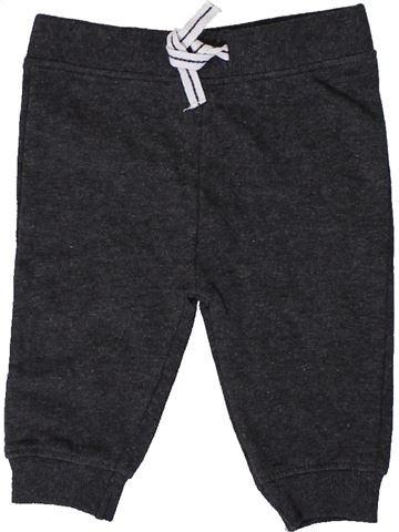 Pantalon garçon BABY noir 3 mois hiver #1414903_1