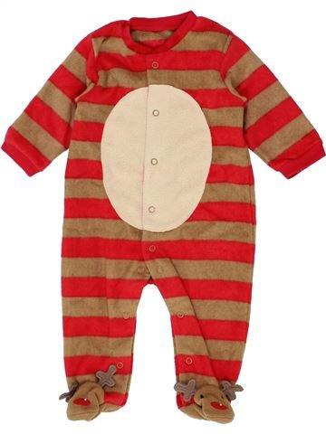 Robe de chambre garçon MARKS & SPENCER orange 3 mois hiver #1414953_1