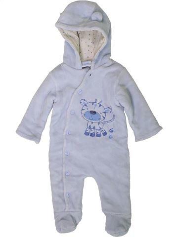 Robe de chambre garçon ROCK A BYE BABY bleu 6 mois hiver #1415144_1